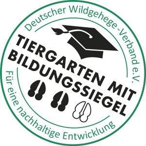 Tiergarten mit Bildungssiegel